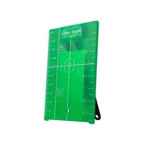 Måltavla för laser Makita LE00823195; Grön