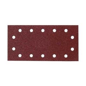 Sandpapper för planslipar 115x280mm; K100; 10 st.