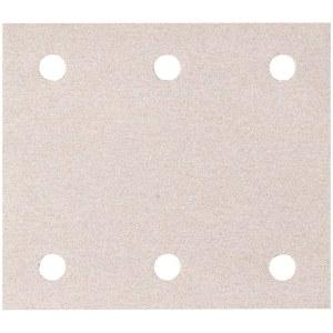 Sandpapper för planslipar 114x102 mm; P120; 10 st.