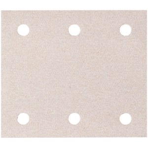 Sandpapper för planslipar 114x102 mm; P240; 10 st.