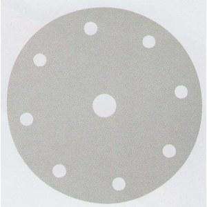 Sandpapper Velcro Backed 150 mm; K60; 10 st.