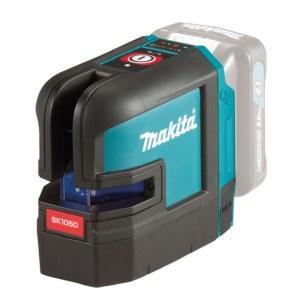 Korslinjelaser Makita SK105DZ; 10,8 V (utan batteri och laddare)