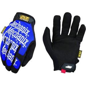 Handskar Mechanix Wear The Original Blue; L