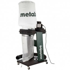 Flisuppsamlare Metabo SPA 1200