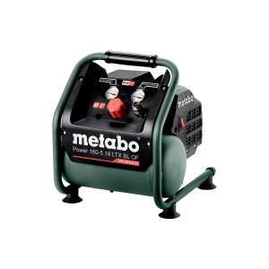Batteri luftkompressor Metabo 160-5 18 LTX BL OF; 18 V (utan batteri och laddare)