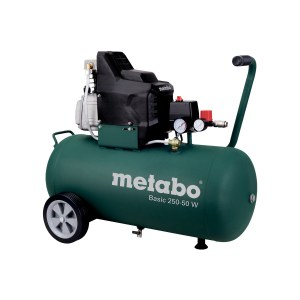 Oljesmord luftkompressor Metabo Basic 250-50 W