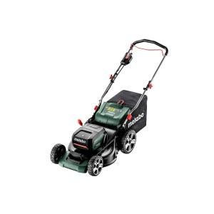 Gräsklippare Metabo RM 36-18 LTX BL 46; 2x18 V (utan batteri och laddare)