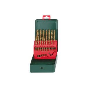 borrsats för metall Metabo 627156000; 1-10 mm; 19 st.