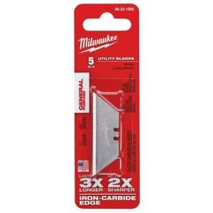 Reservblad Milwaukee Fastback 48221905; 5 st.