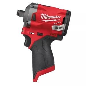 Slagmutterdragare Milwaukee M12 FIWF12-0; 12 V (utan batteri och laddare)