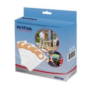 Dammpåse Nilfisk-ALTO Buddy II; 4 st.