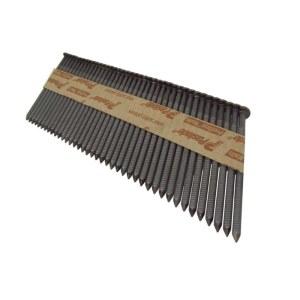Spik Paslode; 2,8x63  mm; 34°;6000 st.; svart; räfflad