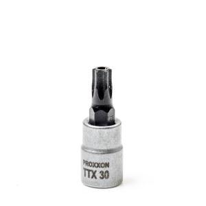 Hylsa med spindel Proxxon 23762; 1/4''; TTX 30