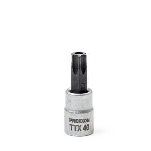 Hylsa med spindel Proxxon 23764; 1/4''; TTX 40