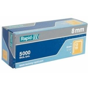 Häftklammer  Rapid; 10,6x8 mm; 5000 st.; typ 13