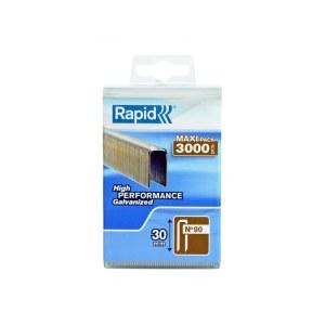 Häftklammer  Rapid; 5,7x35 mm; 1500 st.; typ 90