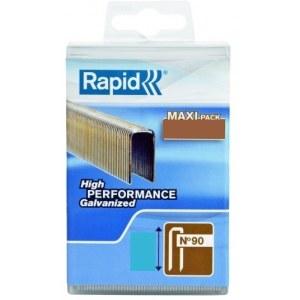 Häftklammer  Rapid; 5,7x40 mm; 1500 st.; typ 90