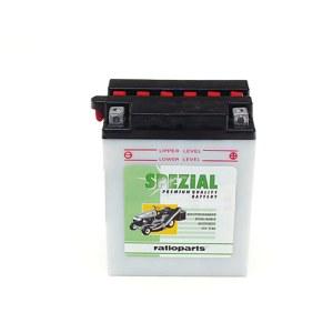 Batteri för åkgräsklippare  12N18-3A lämplig för MTD Stiga