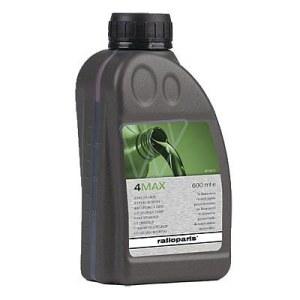 Olja 4T; 0,6l För trädgårdsmaskiner med fyrtaktsmotorer