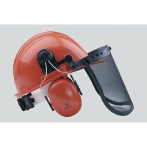 Skyddshjälm 6-888 hörsel - och ansiktskydd