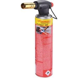 Brännare Rothenberger Rofire Pjezo + Multigas 300; 600 ml