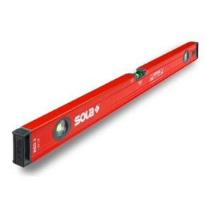Vinkel-och lutningsmätare Sola Red 3; 120 cm