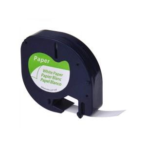 Tejp för klistermärken och etiketter Specialist 31/2-A91200; 12 mm; 4 m