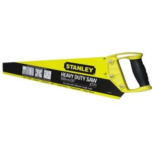 Handsåg  Stanley; 500 mm För trä