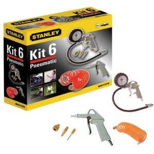 Kompressorverktygssats för sprängning Stanley KIT6