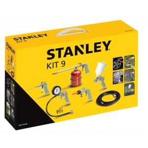 Kompressorset för målning och blåsning Stanley KIT9