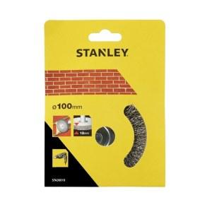 Koppborste Stanley; 100x12 mm