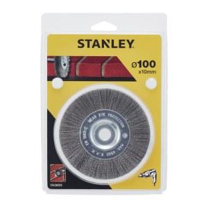 Koppborste Stanley; 100x10 mm