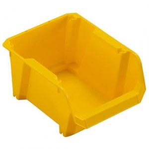 Plastbox Stanley STST82710-1; 165x120x75 mm; gul