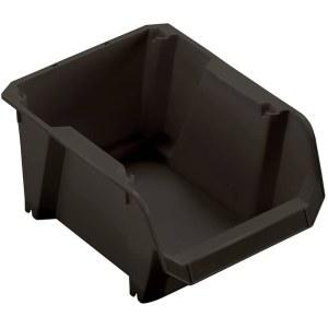 Plastbox Stanley STST82735-1; 165x120x75 mm; svart