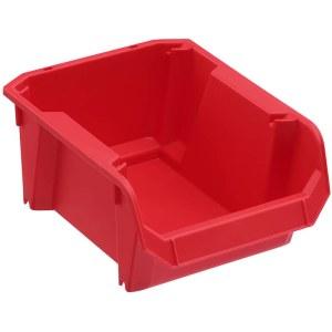 Plastbox Stanley STST82736-1; 165x120x75 mm; röd