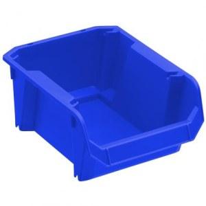 Plastbox Stanley STST82737-1; 165x120x75 mm; blå