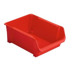 Plastbox Stanley STST82739-1; 240x170x125 mm; röd