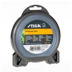 Trimmertråd Stiga SP66; 1,6 mm/15 m