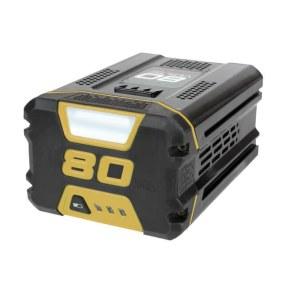 Batteri för gräsklippare Stiga SBT 4080 AE; 80 V; 4,0 Ah; Li-ion