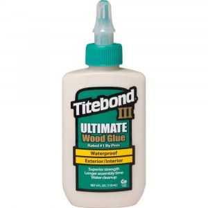 Trälim  Titebond III Ultimate; 118 ml