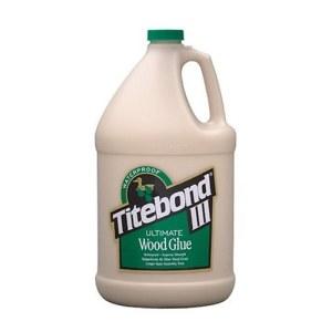 Trälim  Titebond III Ultimate; 3,78 l