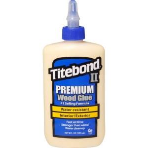 Trälim  Titebond II Premium; 237 ml