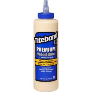Trälim  Titebond II Premium; 474 ml