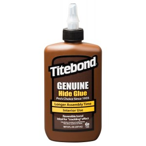 Trälim  Titebond Liquid Hide Glue; 237 ml
