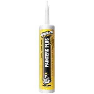 Tätningsmedel för inomhus och utomhus arbete Titebond; 300 ml svart