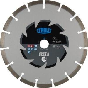 Diamantkapskiva Tyrolit 701934; 200x1,6x35 mm