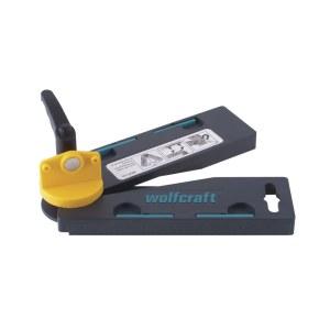 Justerbar vinkelmätare Wolfcraft 30°-180°