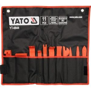 Verktygspaket Yato YT-0844; 11 st.