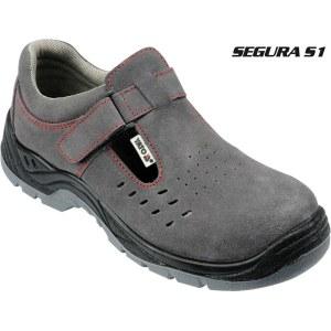 Säkerhet sandal Yato Segura; S1; 45; gråa