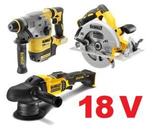 18 V verktyg utan batterier